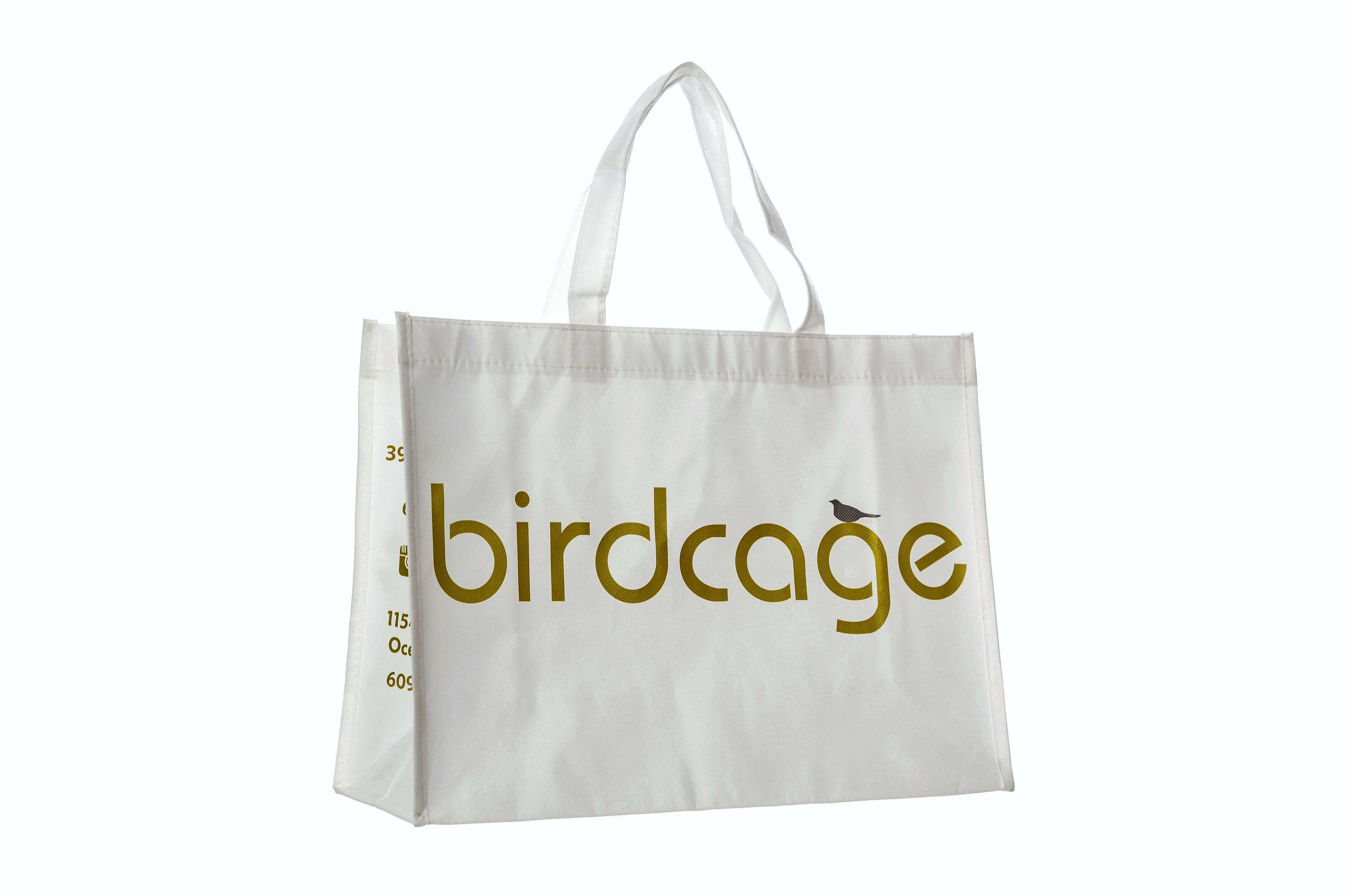NonWoven Birdcage