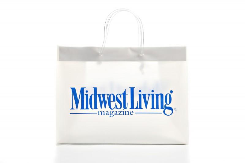 Plastic Tubing Handle Bags